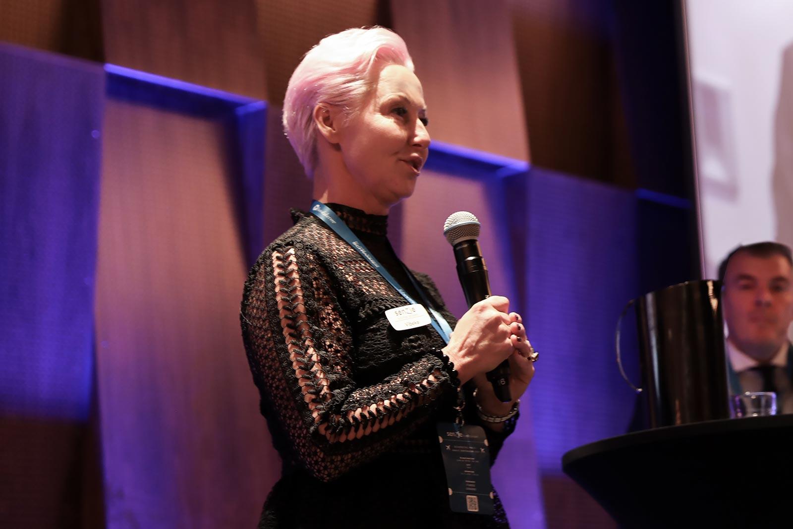 Senzie Conference 2019 - Vibeke Sundene