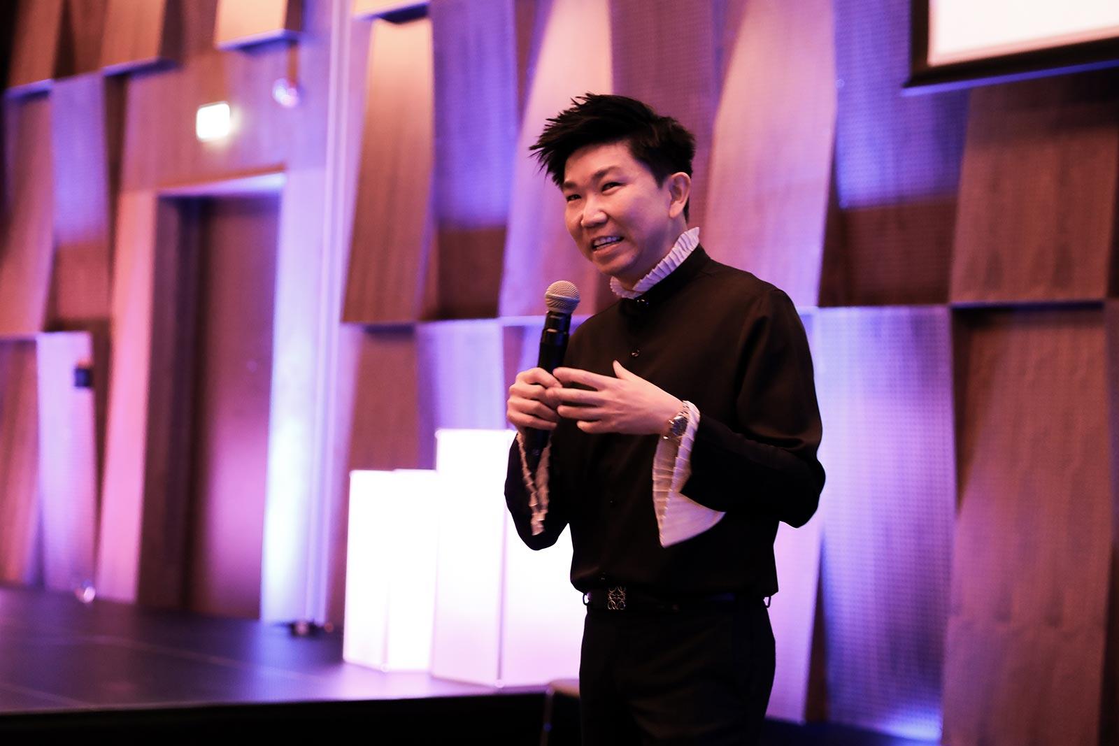 Senzie Conference 2019 - Dr. Kieren Bong
