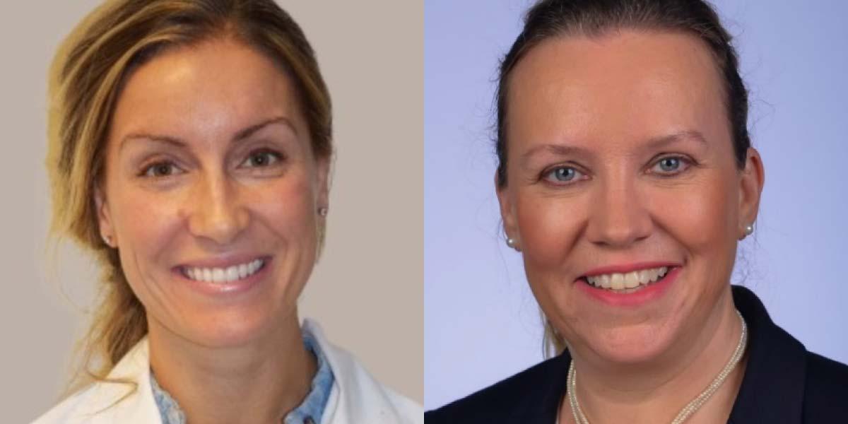 Senzie Konferansen 4. november 2017 - Foredragsholder Dr. Elisabeth Opsahl og Dr. Cecilie Scheel