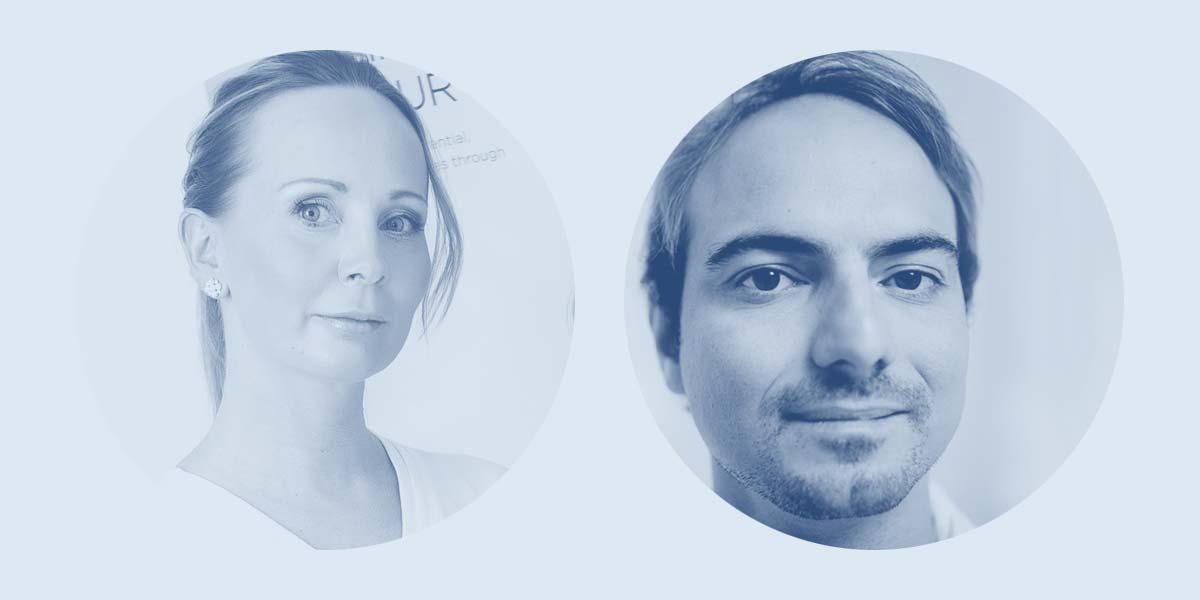 Senzie Konferansen 4. november 2017 - Foredragsholder Stine Møsth Gikling og Dr. Karim Sayed