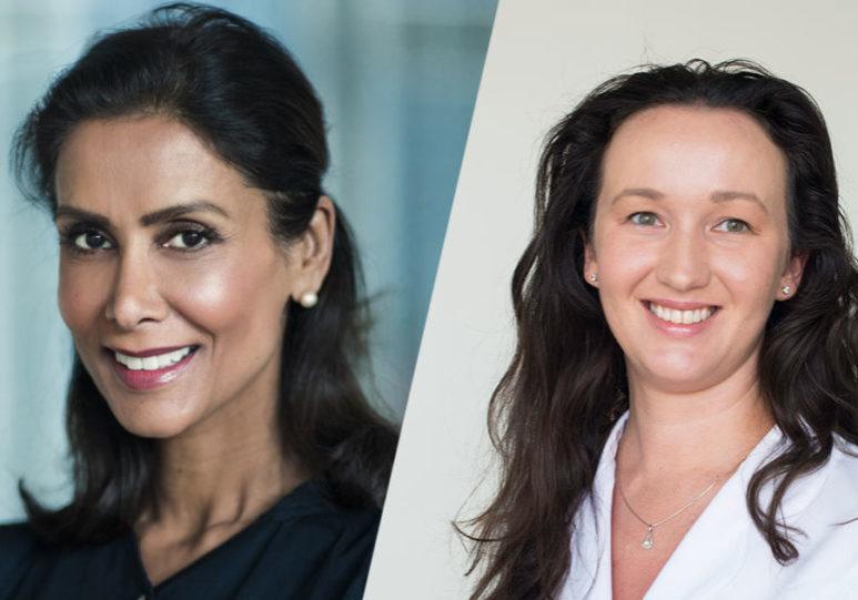 Dr. Athina Giannopoulos + Dr. Dina Grinde / Senzie Conference 2019